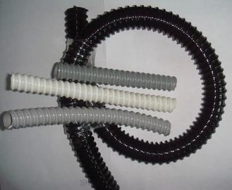 PVC Ripple Tube Corrugated Flexible Tubing Kimia Isolasi Organik